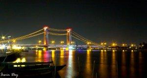 jembatan ampera, pic by irwinday