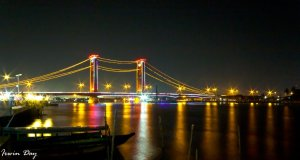 jembatan ampera, pic by irwinday